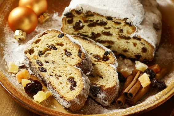 The Christmas Stollen: Holiday Baking Traditions from Dresden