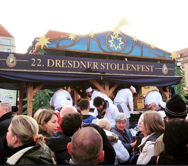 Stollenfest, Dresden