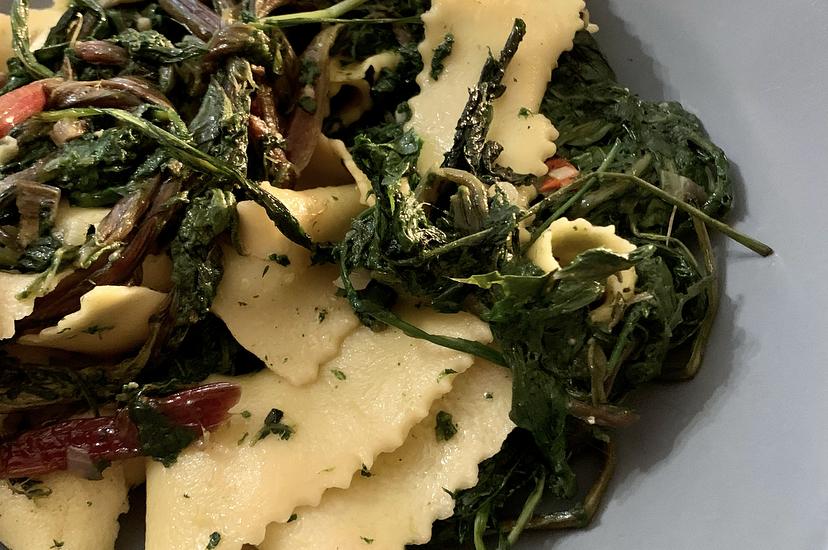 Field Green Homemade Pasta